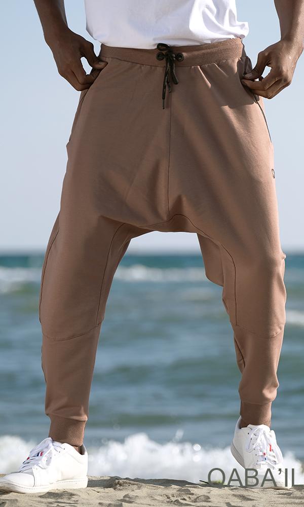 Sarouel Athletik Camel