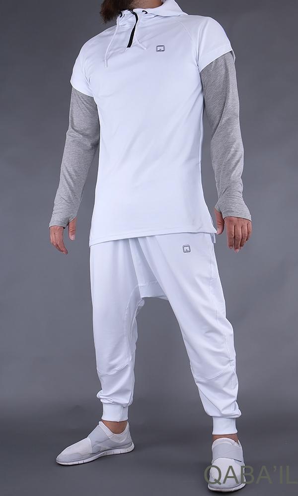 Survêtement Dynamik blanc