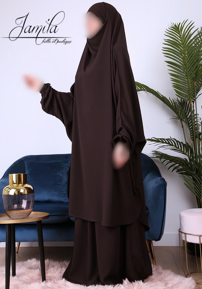 Jilbab 2 pièces
