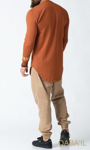 Sweat Etniz Afro Camel