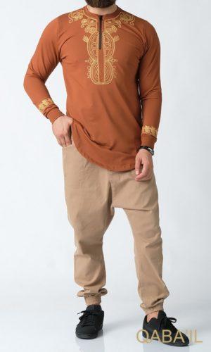 Sweat Etniz Afro Camel