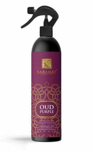 """Désodorisant Maison """"Oud Purple"""" Karamat"""