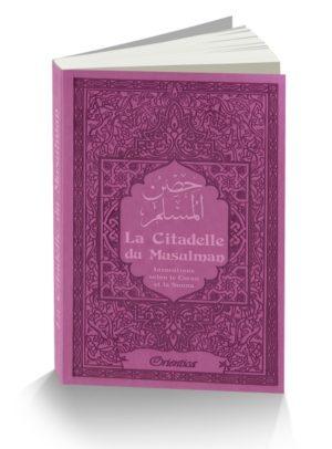 La Citadelle du Musulman couleur violet