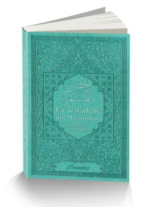 La Citadelle du Musulman couleur Vert-bleu