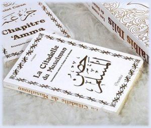 La Citadelle du Musulman couleur blanc doré